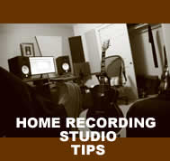Click Here for Home Recording Studio Tips!