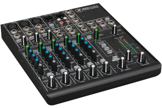 Mackie 802-VLZ4 8-Channel Analog Mixer