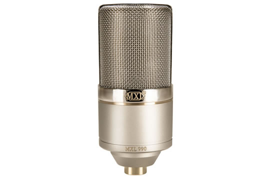 MXL 990 HE Heritage Edition Condenser Microphone