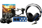PreSonus AUDIOBOX STEREO Recording Studio Bundle