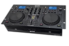 Gemini CDM-4000 DJ CD MP3 USB Media Player