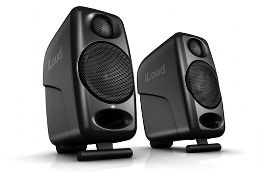 IK Multimedia iLoud Micro Monitor Portable Studio Monitors